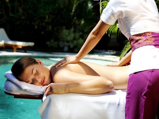 Profitez d'un instant de bien-être au spa