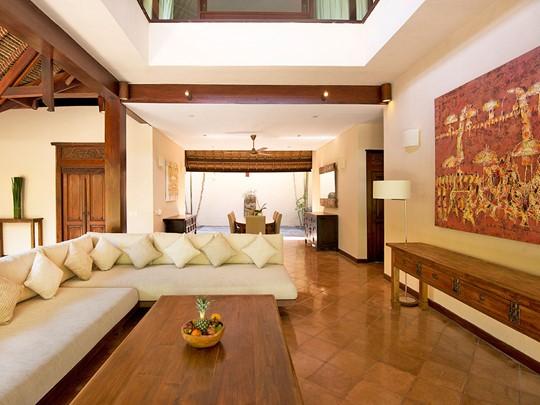 Three Bedroom Premium Pool Villa
