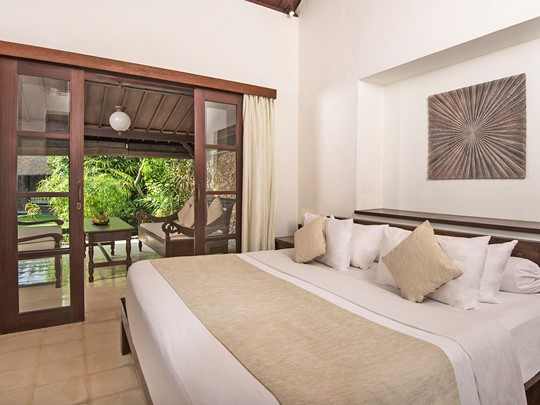 Two Bedroom Deluxe Pool Villa