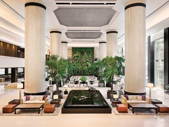 Séjournez au Shangri-La Singapour