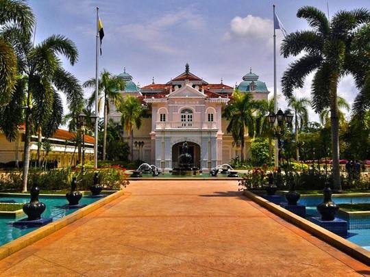 L'incroyable Galerie du Sultan Shah à Singapour