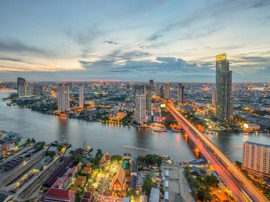 Visite de Bangkok, une ville alliant modernité et tradionnalisme