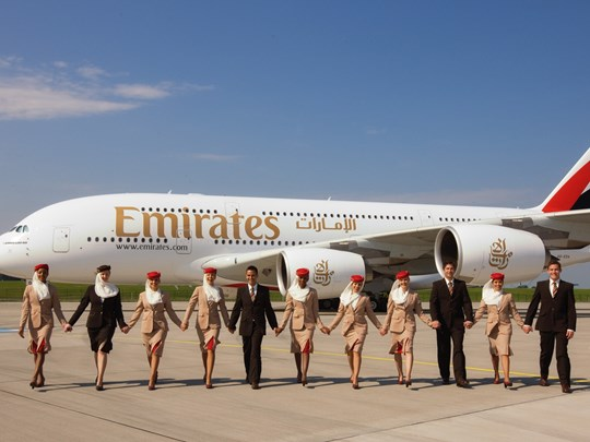 Le service Emirates