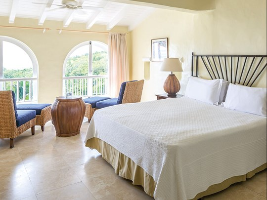 Two Bedroom Ocean View Room