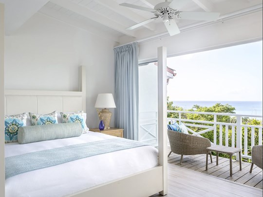 Ocean View One Bedroom Villa