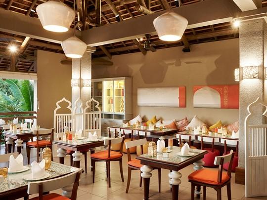 Spécialités indiennes au restaurant Tadka
