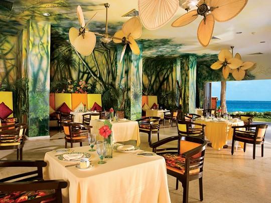 Restaurant Kaax du Zoetry Paraiso à Puerto Morelos