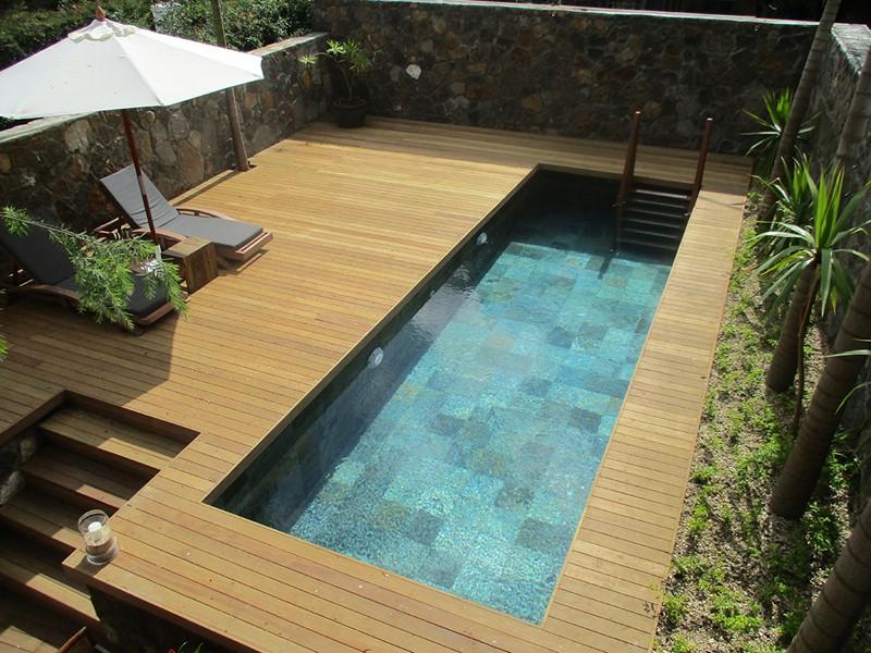 La Villa de l'hôtel 20 Degrés Sud à l'île Maurice
