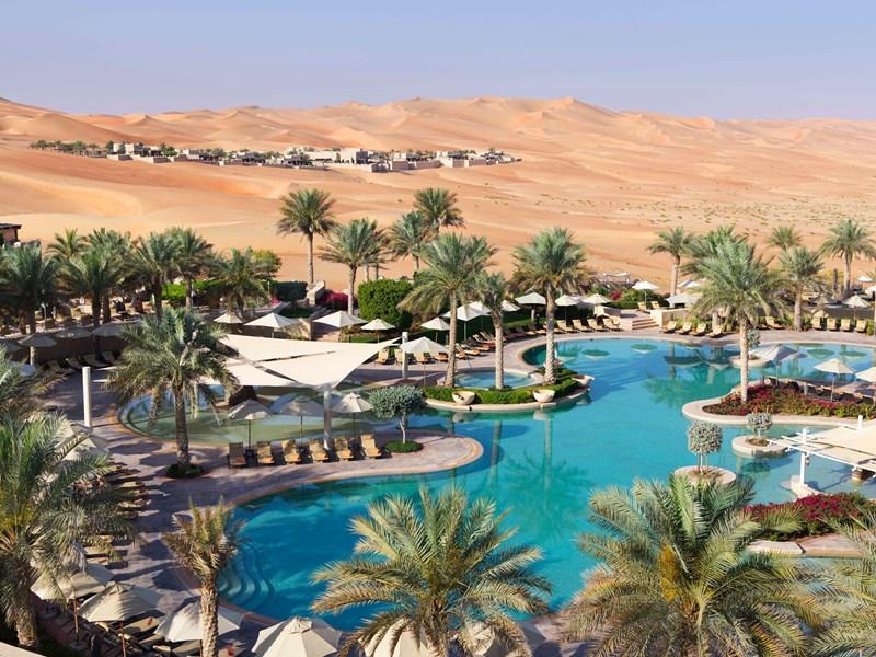 Le Qasr Al Sarab Desert Resort by Anantara