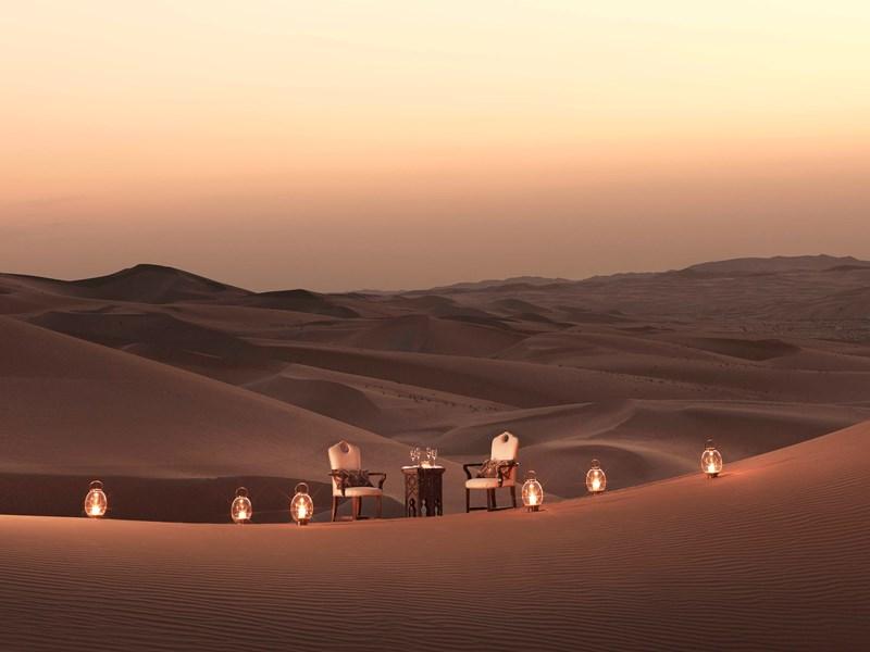 Voyage sur mesure à Abu Dhabi