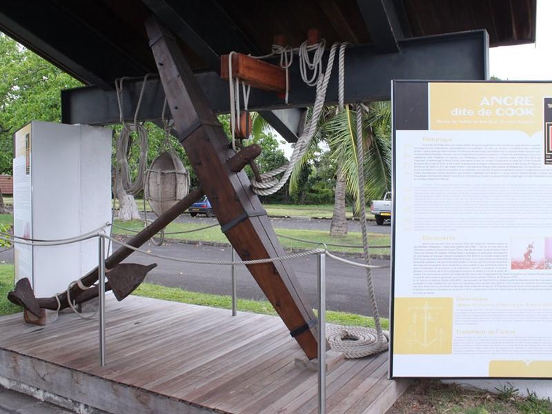 Le musée de Tahiti et des îles vous donnera un aperçu sur la richesse du patrimoine polynésien