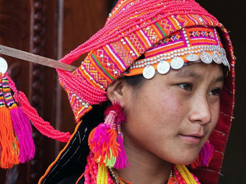 Allez à la rencontre des minorités des montagnes du Laos