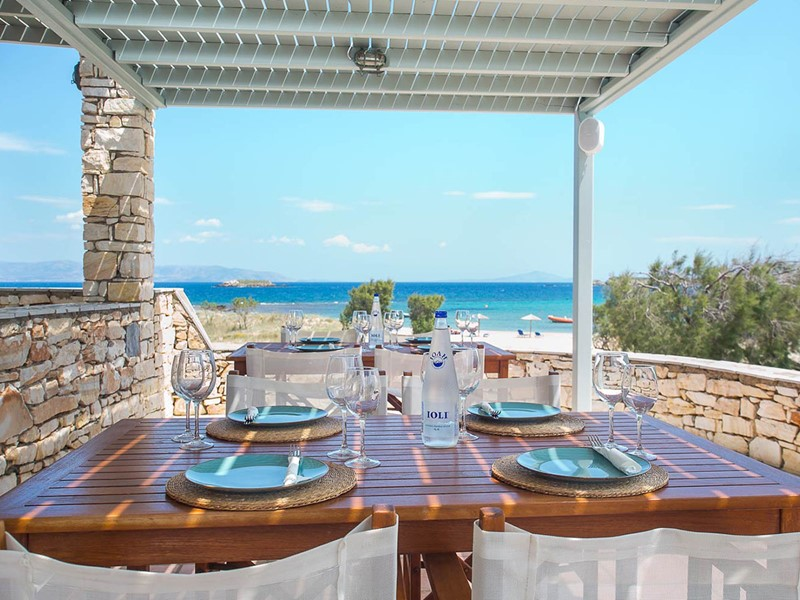 Le restaurant de l'Acquamarina Resort
