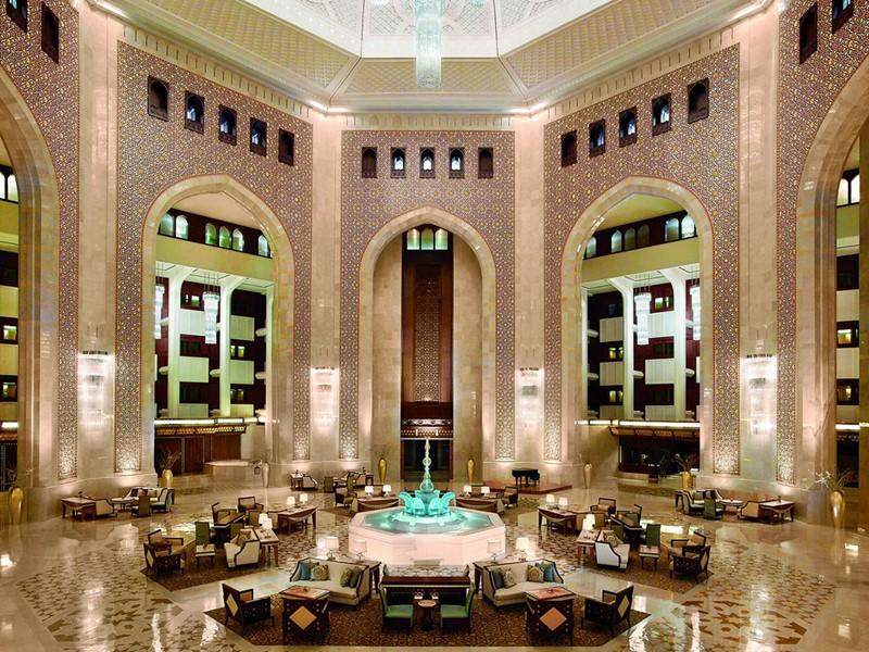 L'Atrium Tea Lounge