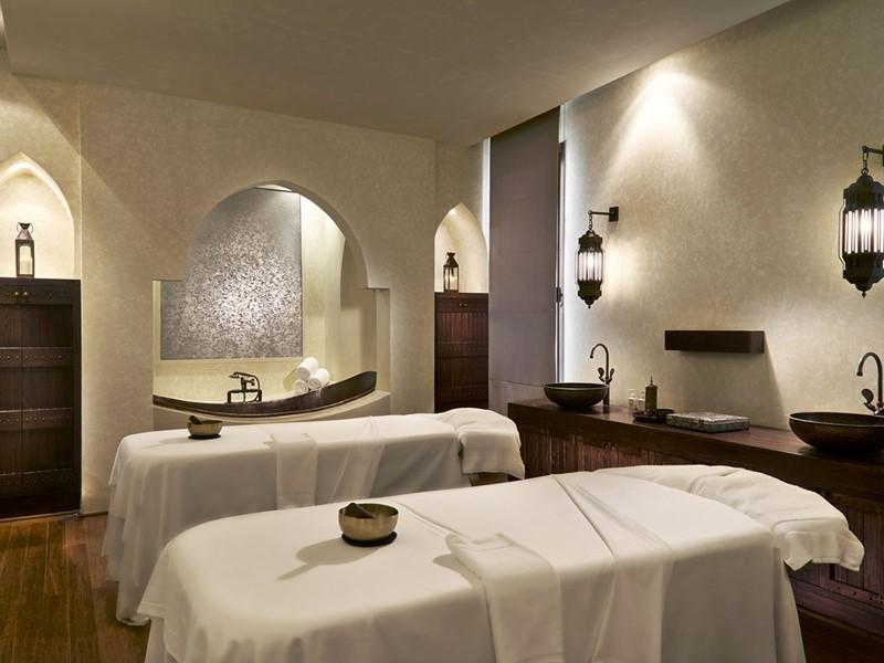 Profitez des somptueux soins du spa