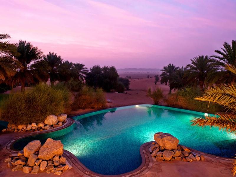La piscine en pleine nature