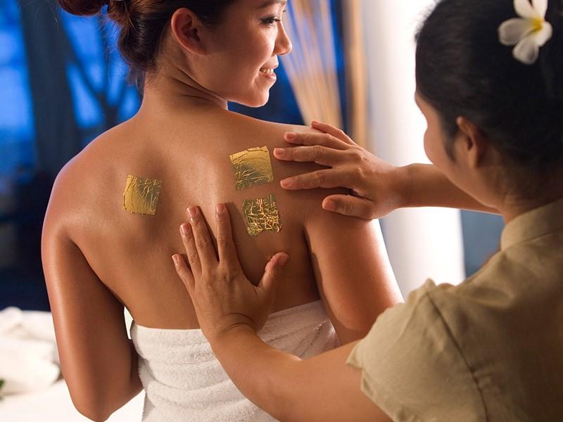 Soins au spa de l'Aleenta Phuket Resort & Spa
