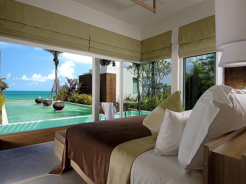 La Pool Suite de l'Aleenta Phuket Resort & Spa
