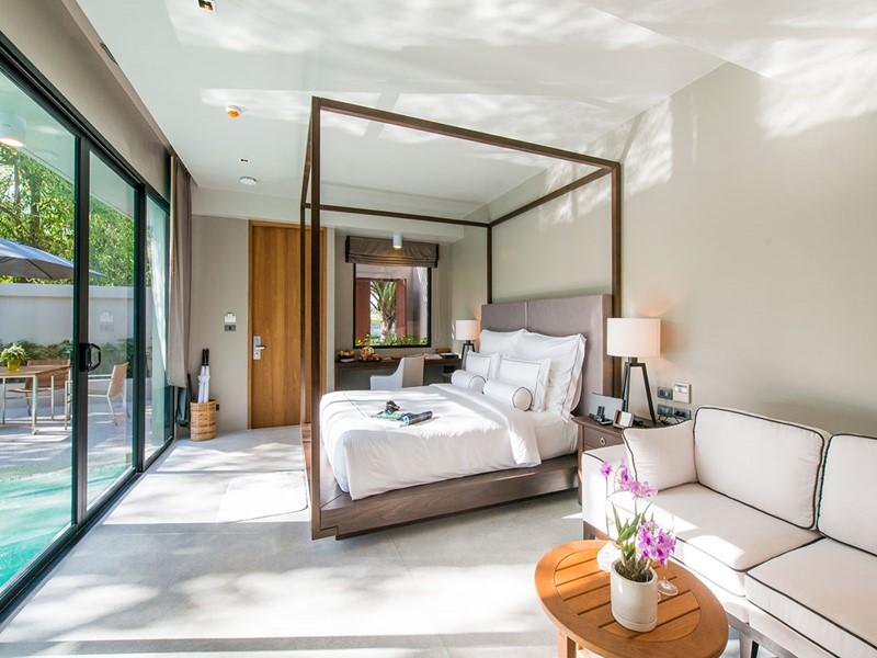 La Grand Deluxe Pool Villa de l'Aleenta Phuket Resort & Spa