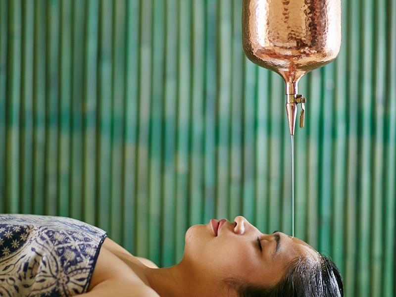 Superbes soins du spa de l'Alila, inspirés des traditions indonésiennes