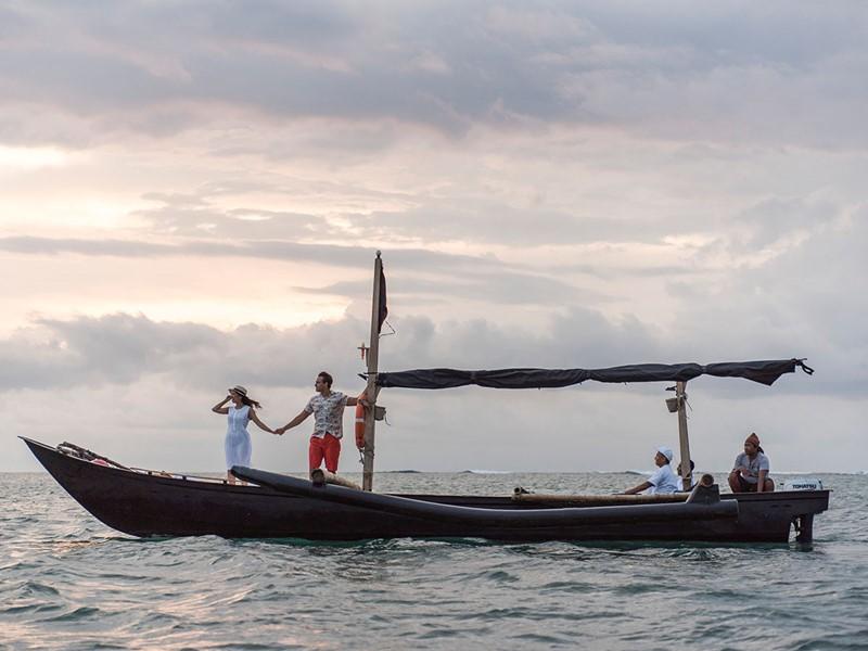 Profitez d'une balade en bateau