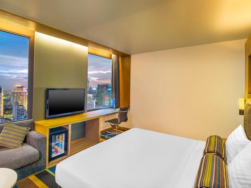 Breezy Room de l'hôtel Aloft à Bangkok