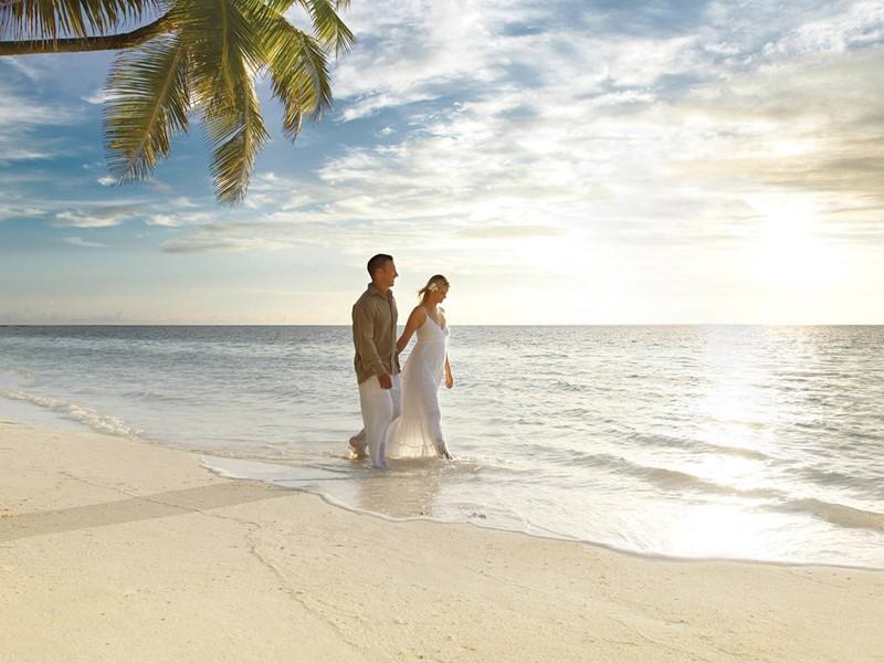 Mariage à l'hôtel Alphonse Island aux Seychelles