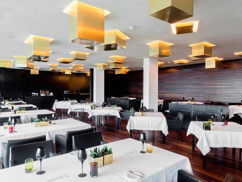 Le restaurant gastronomique Feitoria