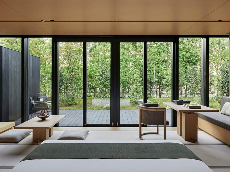 La Chambre Susuki