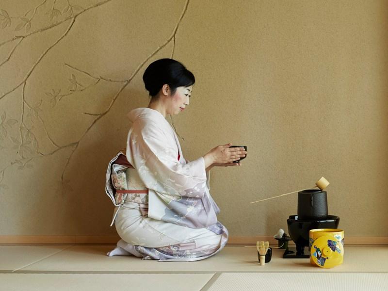Assistez à la cérémonie du thé