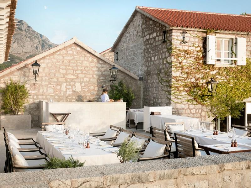 Arva Restaurant et sa sublime terrasse