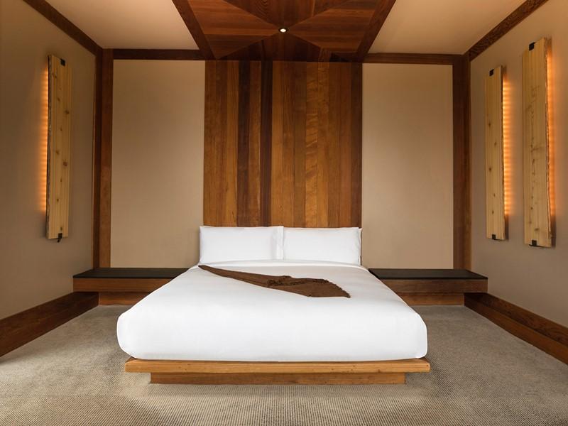 Sena Suite de l'hôtel Amangani aux Etats Unis