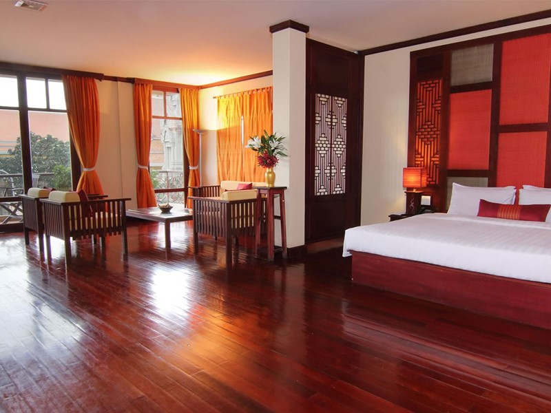Suite de l''Amanjaya Pancam Suite Hotel au Cambodge