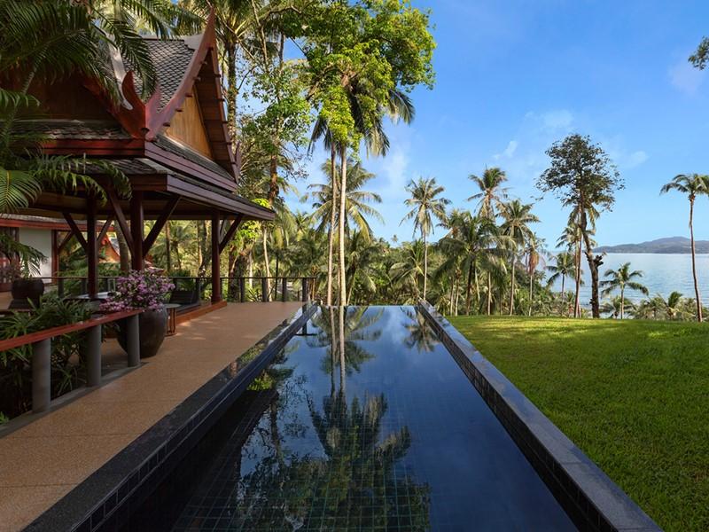 Two Bedroom Pool Pavilion de l'hôtel Amanpuri