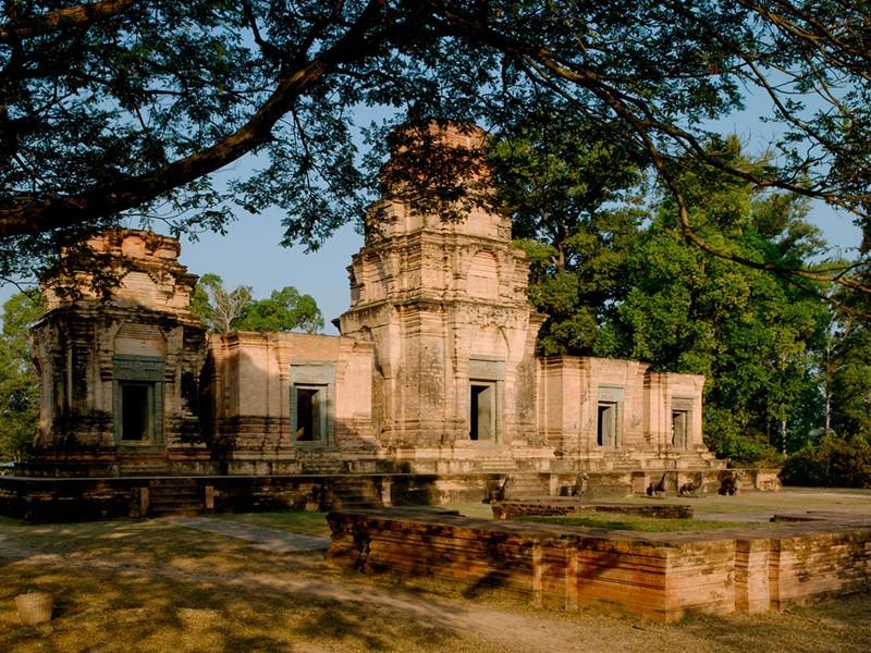 Profitez de votre séjour à l'Amansara pour découvrir le site d'Angkor
