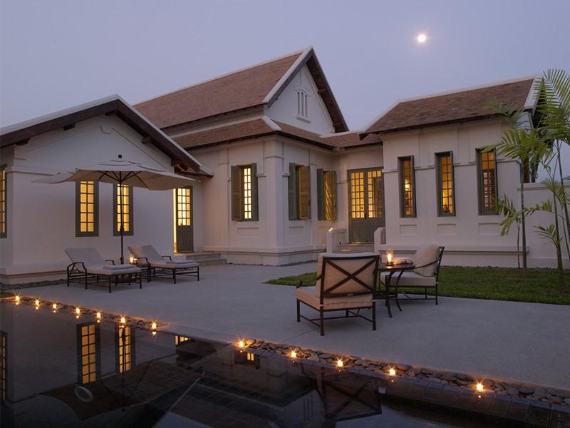 Khan Suite de l'hôtel Amantaka à Luang Prabang
