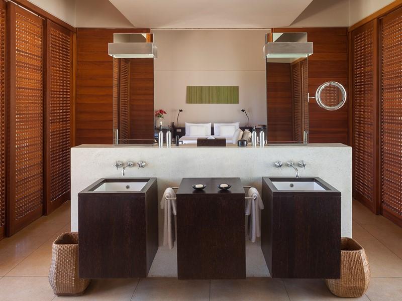 Garden Pool Suite de l'Amanwella au Sri Lanka