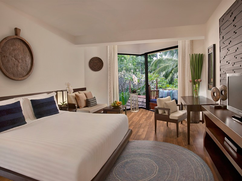 Deluxe Garden View de l'Anantara Bophut Resort à Koh Samui