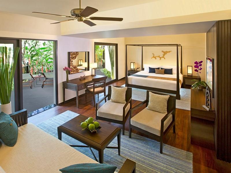 Royal Garden View Suite de l'Anantara Bophut Resort à Koh Samui