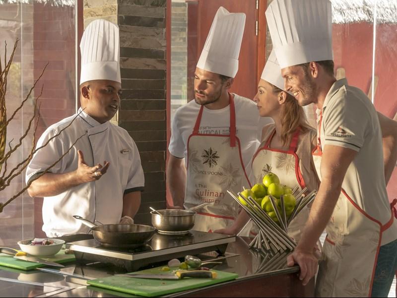 La cuisine maldivienne n'aura plus de secret pour vous