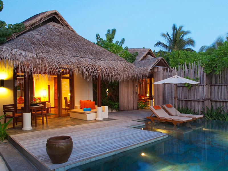 Two Bedroom Anantara Pool Villa