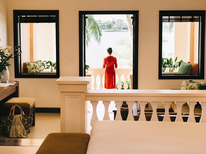 Premium Riverview Suite de l'Anantara Hoi An Resort