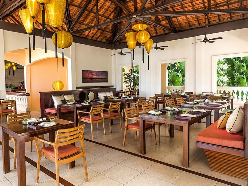 Le restaurant Lanterns de l'hôtel Anantara Hoi An