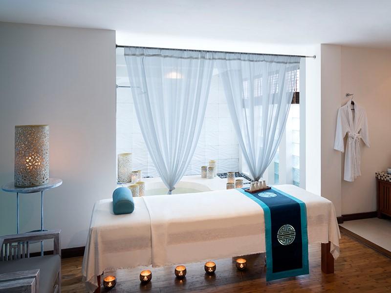 Le spa de l'hôtel 4 étoiles Anantara Hoi An Resort