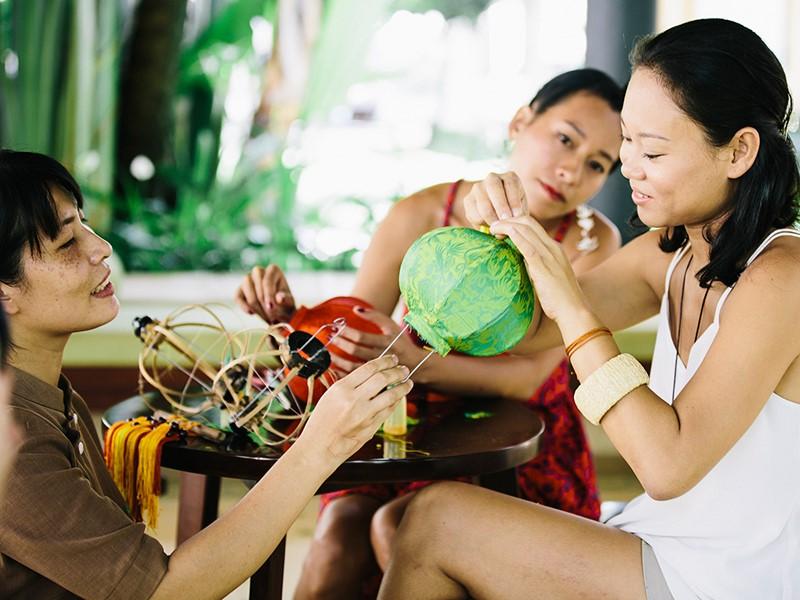 Immergez vous dans la culture vietnamienne à l'Anantara