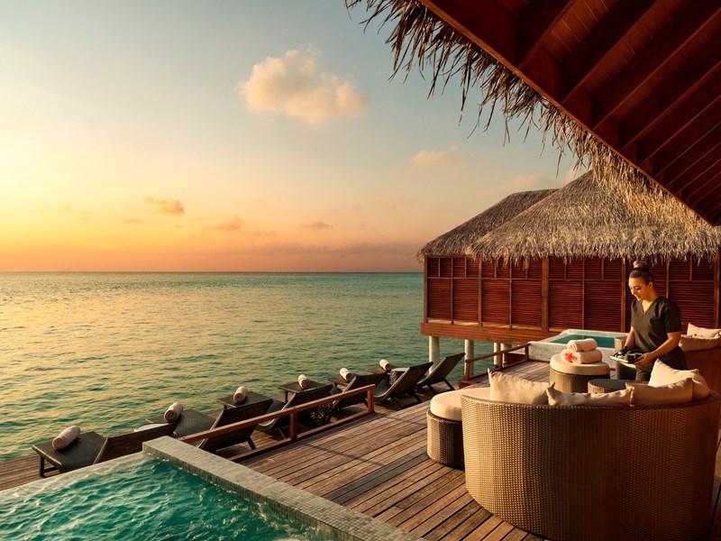 Un des plus beaux spa de l'océan Indien