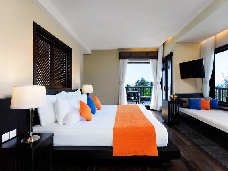 Deluxe Ocean View Room de l'Anantara Mui Ne