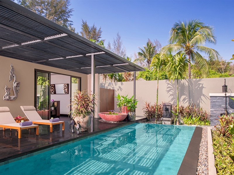 Two Bedroom Pool Villa de l'Anantara Layan Resort & Spa à Phuket