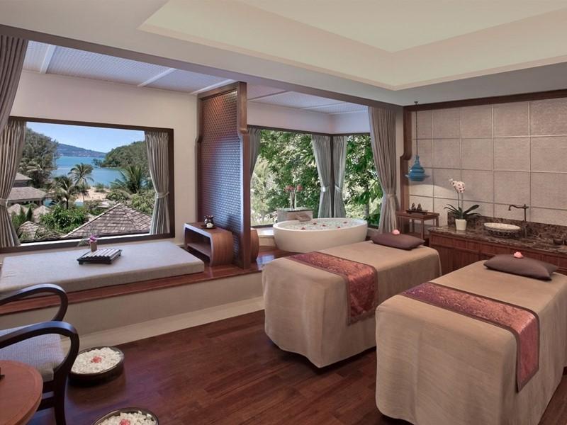 Le spa de l'hôtel Anantara Phuket Layan Resort & Spa en Thailande