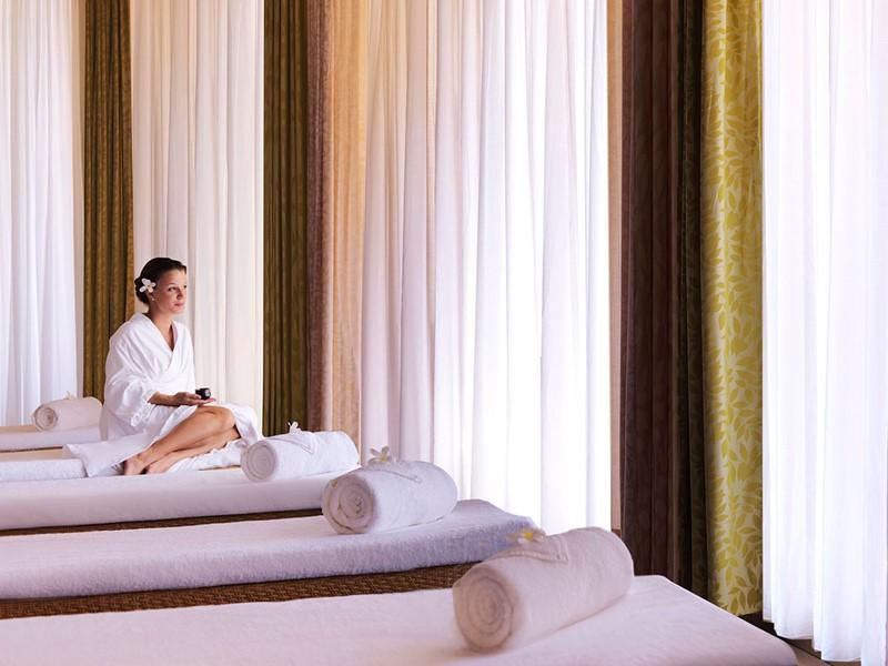 Spa de l'hôtel 5 étoiles Anantara Dubai The Palm